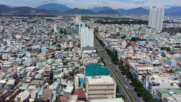 Da Nang, UNDP work towards smart, green and inclusive city hinh anh 1