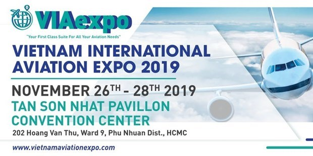 Vietnam International Aviation Expo opens in HCM City hinh anh 1