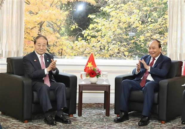 Friendship association helps strengthen Vietnam – RoK ties: PM hinh anh 1