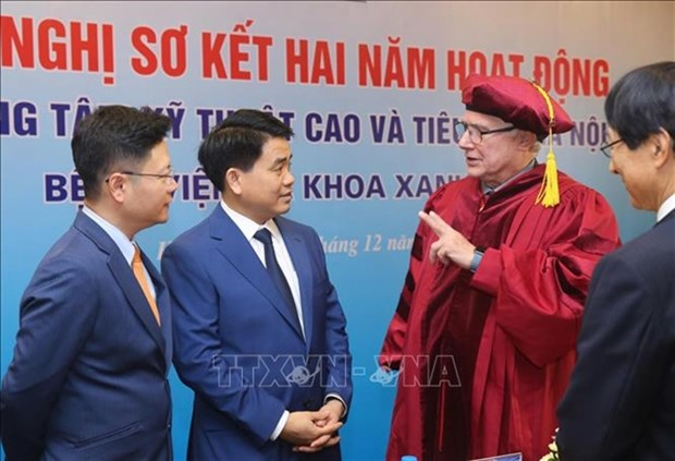 Hanoi health sector improves service to better serve patients hinh anh 1