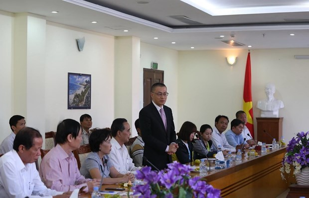 Human resource development fund benefits Vietnamese-Cambodians hinh anh 1