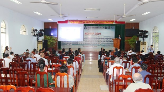 International IT conferences take place in Khanh Hoa hinh anh 1