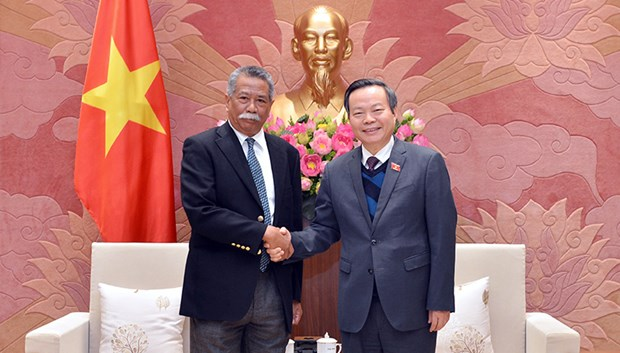 NA Vice Chairman hosts leader of Asian Productivity Organisation hinh anh 1