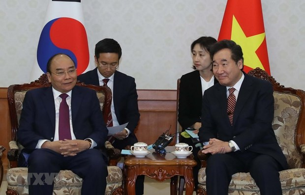 PM: Vietnam attaches importance to ties with RoK hinh anh 1