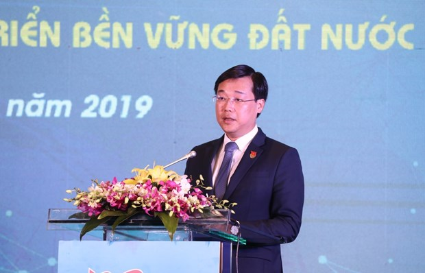 Global young Vietnamese intellectual forum concludes with 79 proposals hinh anh 1