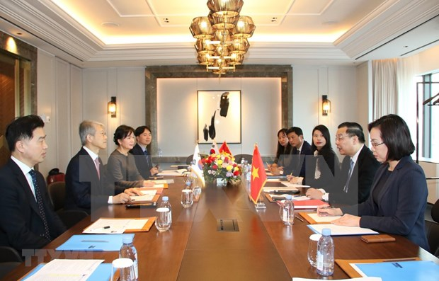 Vietnam, RoK agree to co-finance joint research projects hinh anh 1