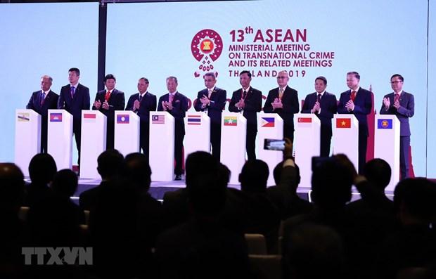 Vietnam attends 10th AMMTC+3 Consultation in Bangkok hinh anh 1