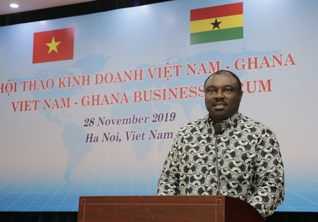 Vietnam, Ghana hope to foster trade, business relations hinh anh 1