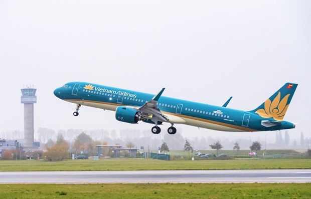 Vietnam Airlines launches flight linking Da Nang, China's Chengdu city hinh anh 1