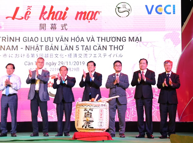 Can Tho hosts Vietnam-Japan culture, trade exchange hinh anh 1