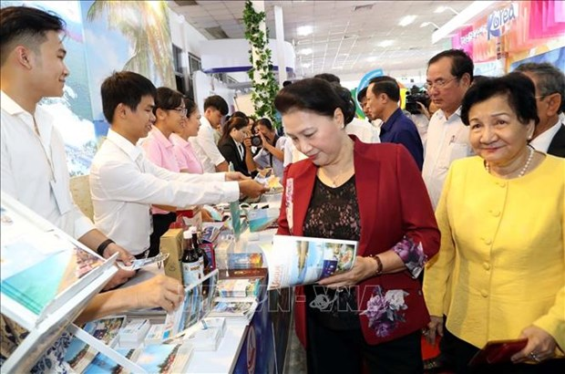 Can Tho int'l travel mart 2019 opens hinh anh 1