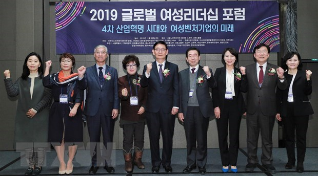 First Global Women's Leadership Summit 2019 held hinh anh 1