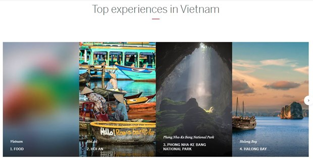 Quang Binh among top experiences in Vietnam for another year hinh anh 1