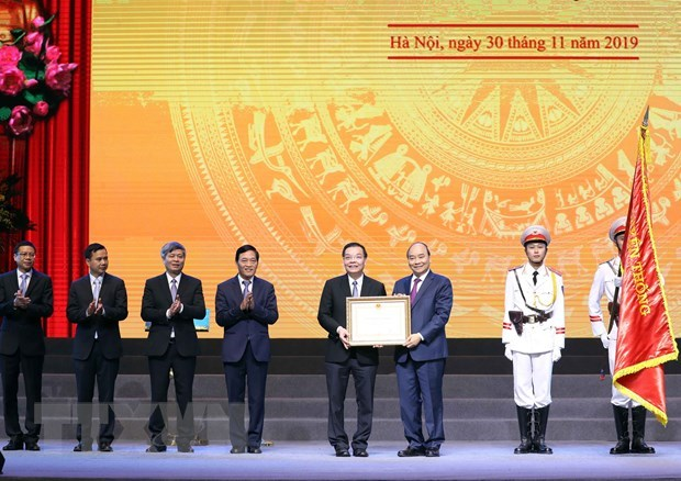 Ministry of Science and Technology awarded Labour Order hinh anh 1
