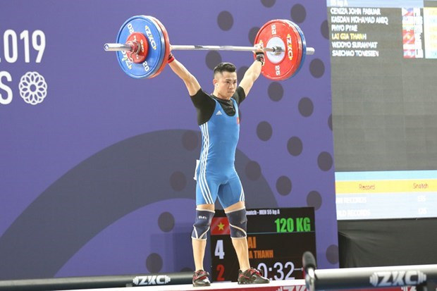 SEA Games 30: Vietnam pocket two more golds hinh anh 1