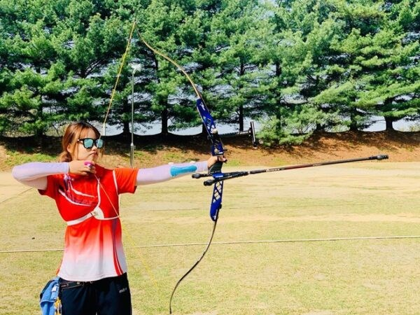 Vietnamese archers qualify for Tokyo Olympics hinh anh 1
