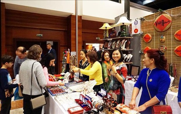 Vietnam attends Int'l Christmas Festival in Czech hinh anh 1
