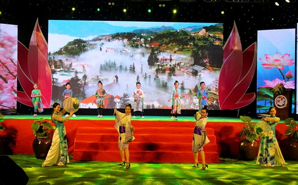 Fifth Vietnam – Japan cultural exchange festival ends hinh anh 1