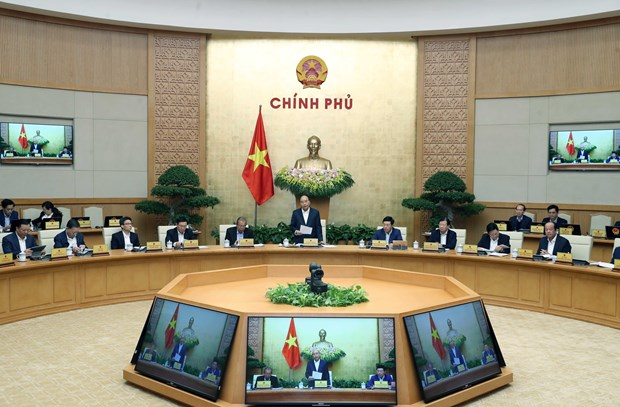 Vietnam's economy stays positive amid global growth slowdown: PM hinh anh 1