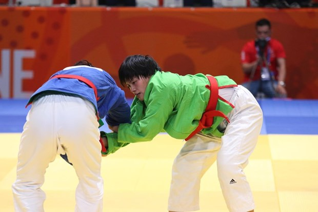SEA Games 30: Vietnam maintains 2nd position hinh anh 2