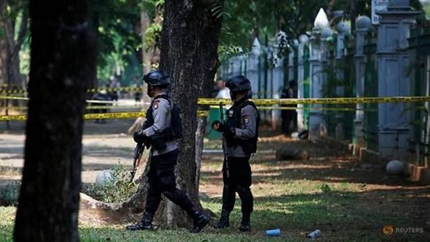 Indonesia: Blast at National Monument park injures two soldiers hinh anh 1
