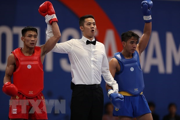 SEA Games 30: Vietnam win more golds hinh anh 1