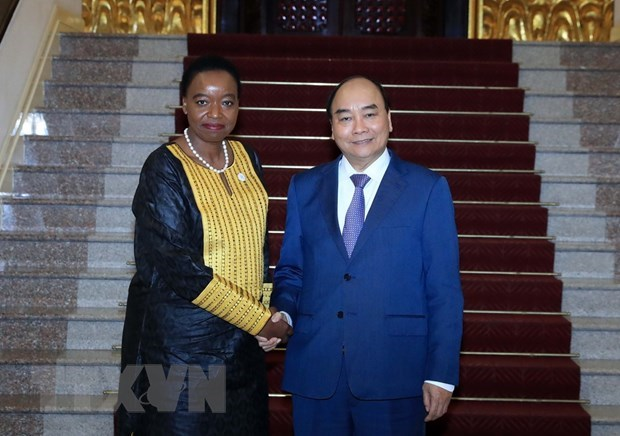 Prime Minister greets Kenyan guest hinh anh 1
