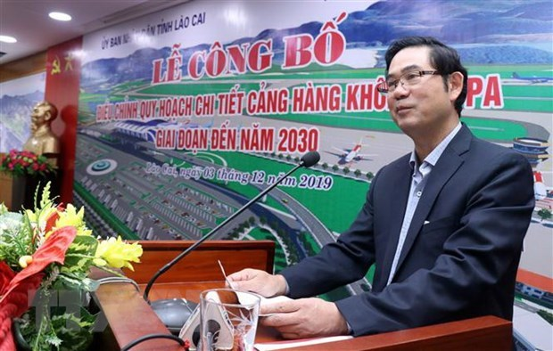 Adjustments to detail planning of Sa Pa airport announced hinh anh 1