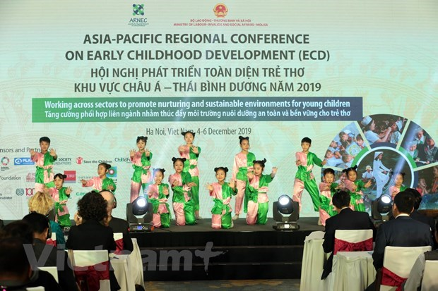 Asia-Pacific regional conference on early childhood opens in Hanoi hinh anh 1