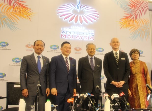 Malaysia launches APEC 2020 hinh anh 1