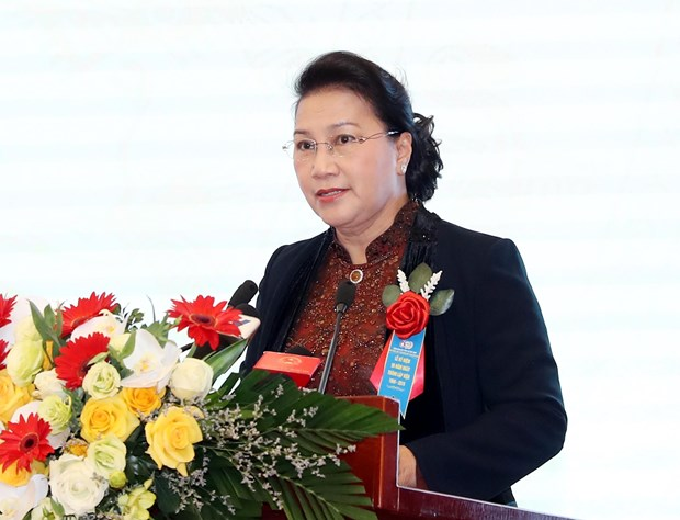 NA Chairwoman to visit Russia, Belarus hinh anh 1