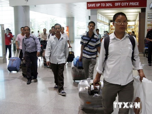 Over 130,000 labourers head overseas for work in 11 months hinh anh 1