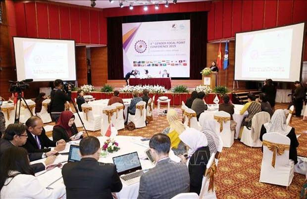 International conference on gender opens in Hanoi hinh anh 1