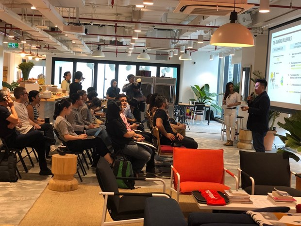 WeWork expands in Vietnam hinh anh 1