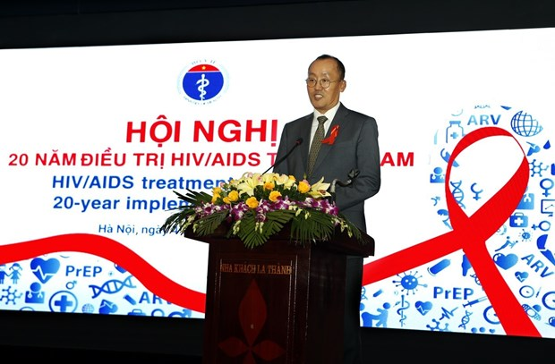 Vietnam on way to end AIDS pandemic in 2030 hinh anh 1