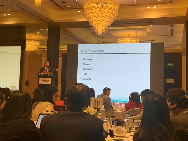 Directors key for company growth hinh anh 1