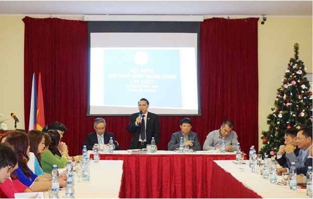 Vietnamese association plans 70th anniversary of VN-Czech ties hinh anh 1