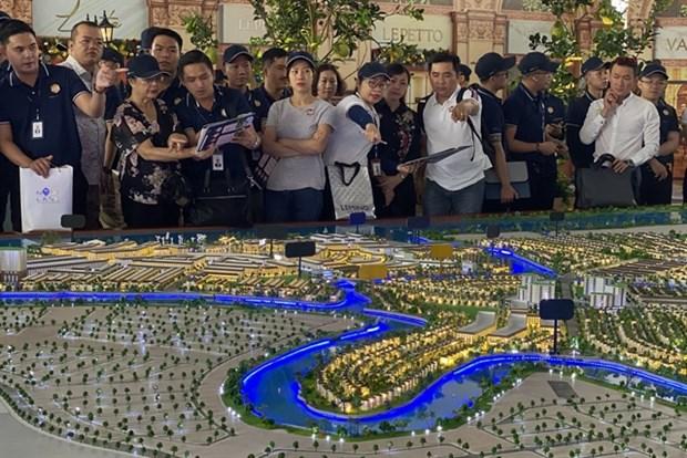 Novaland Expo kicks off in HCM City hinh anh 1