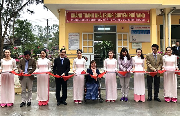 Transition house for disabled people inaugurated in Thua Thien-Hue hinh anh 1