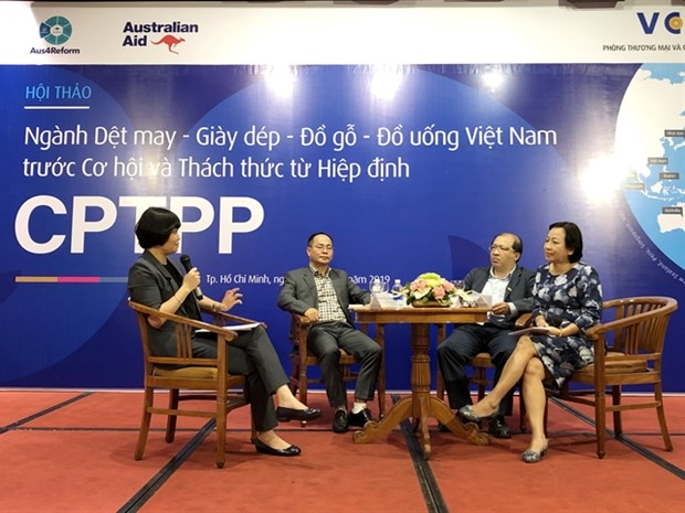 Exporters urged to properly prepare for CPTPP hinh anh 1