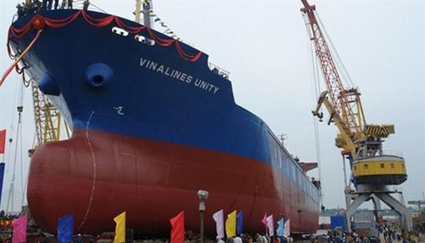 Shipping industry adequate to meet rising demand: Vinalines hinh anh 1