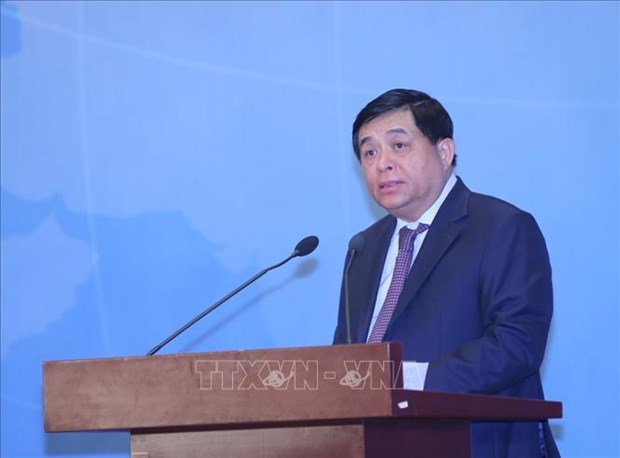 Socio-economic development strategy for 2021-2030 discussed hinh anh 1