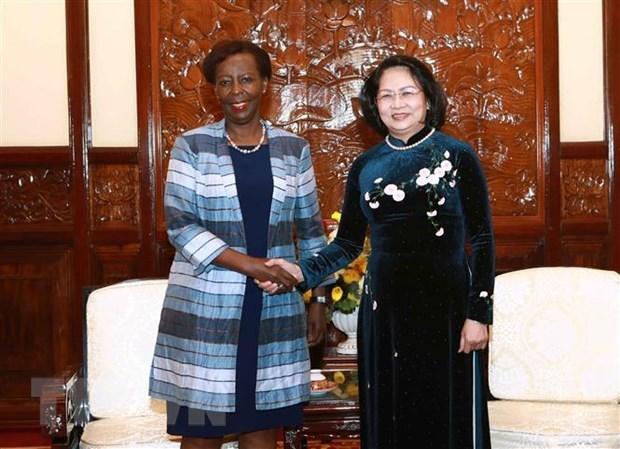 Vietnam backs Francophone community's efforts for world peace hinh anh 1