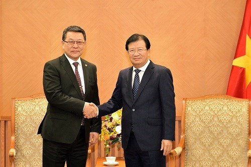 Vietnam, Mongolia seek stronger economic, trade ties hinh anh 1