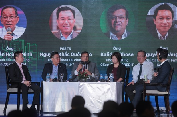 Vietnam's financial sector embraces digital era: conference hinh anh 1