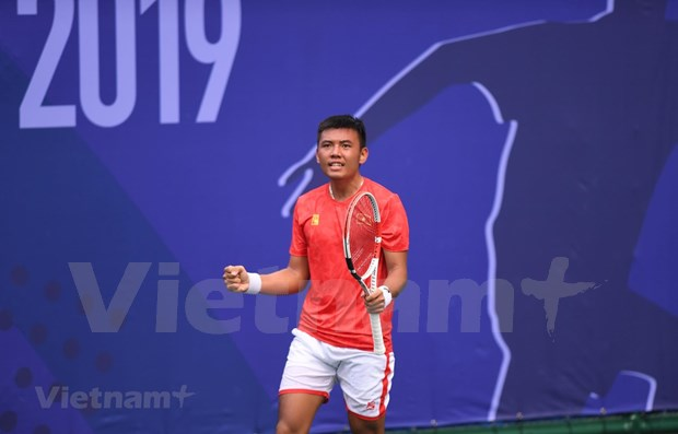 SEA Games 30: Vietnam secures golds in tennis, cycling, canoeing hinh anh 1