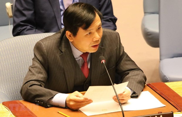 Vietnam share experience in building peacekeeping partnerships hinh anh 1