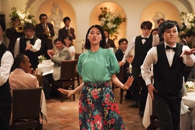 Japanese film festival opens in Hanoi hinh anh 1