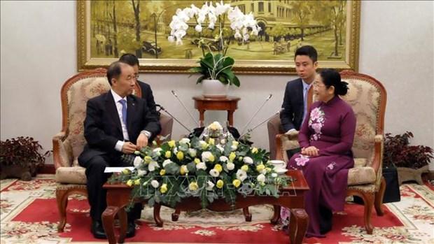 HCM City ready to host Vietnam-China diplomatic ties anniversary hinh anh 1