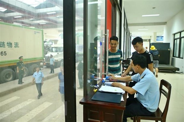 Vietnam, US sign customs mutual assistance agreement hinh anh 1